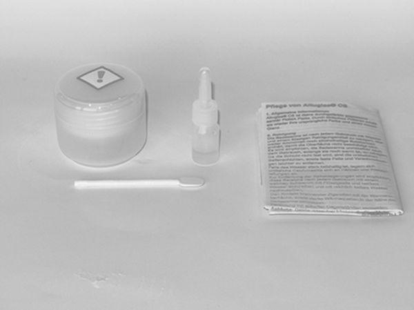 Polypex Reparatur-Set für Acryloberfläche, weiß glanz