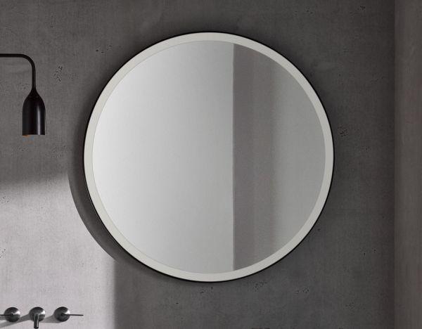 Alape Spiegel Ø 100cm Umlaufend Indirektes LED-Licht