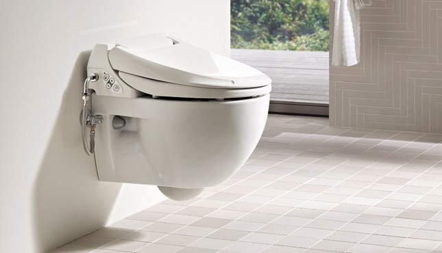 geberit aquaclean 4000 set mit wc keramik wei. Black Bedroom Furniture Sets. Home Design Ideas
