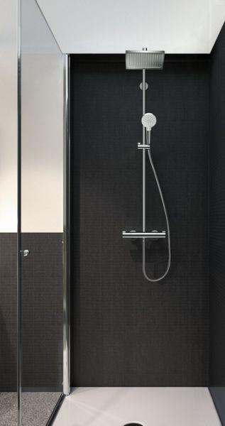 Hansgrohe Crometta E 240 1jet Showerpipe EcoSmart 9 l/min, chrom