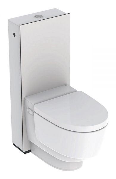 Geberit AquaClean Mera Classic WC-Komplettanlage Stand-WC, weiß