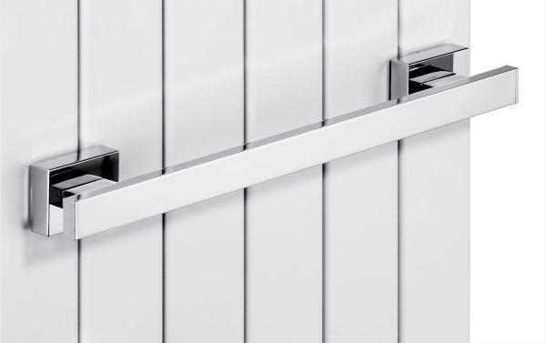 Giese Handtuchhalter mit Magnetbefestigung für Heizkörper 586mm, chrom