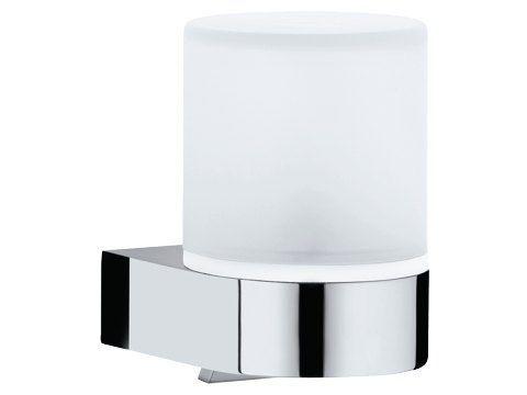keuco edition 300 lotionspender in echtkristall glas mattiert 30052019000 4017214158393. Black Bedroom Furniture Sets. Home Design Ideas