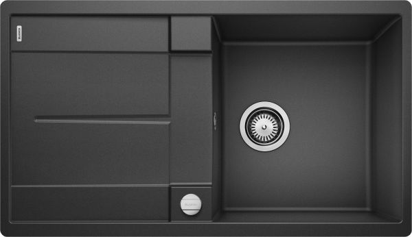 Blanco Metra 5 S-F Granitspüle SILGRANIT® PuraDur® 519097