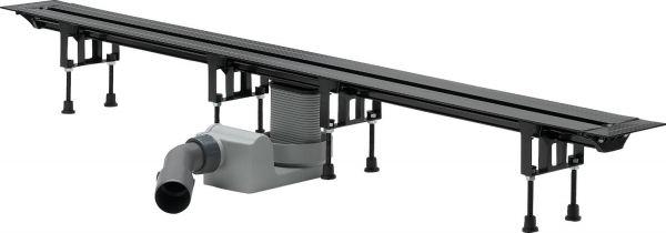 Viega Advantix Vario-Grundkörper, Einbauhöhe ab 95mm, Länge 300-1200mm