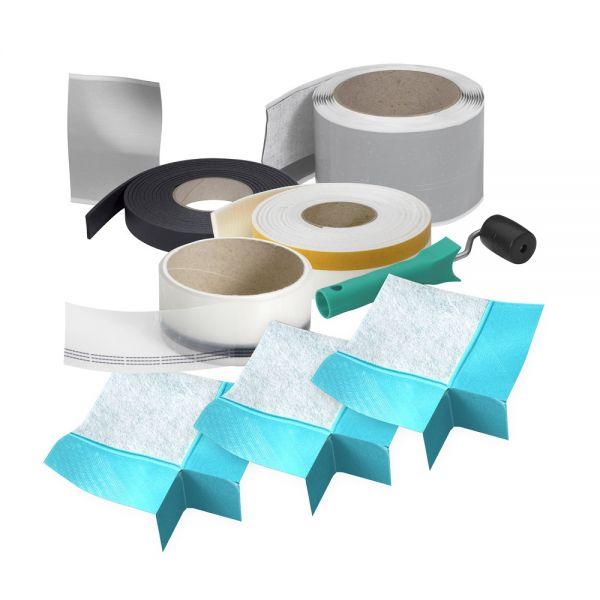 MEPA Wannenabdichtband MEPA-Aquaproof 3D Typ II