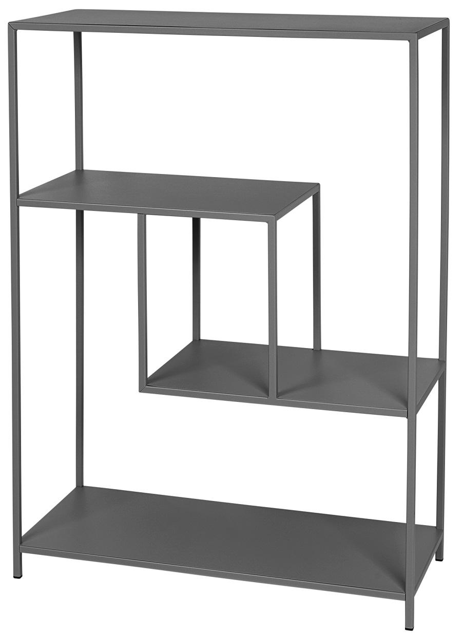Broste Ryle Regal Breite:100cm Höhe:139cm, drizzle | Regale