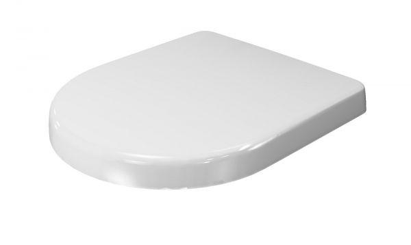 TOTO MH SERIES WC-Sitz abnehmbar, mit Absenkautomatik und Edelstahlscharnieren, weiß
