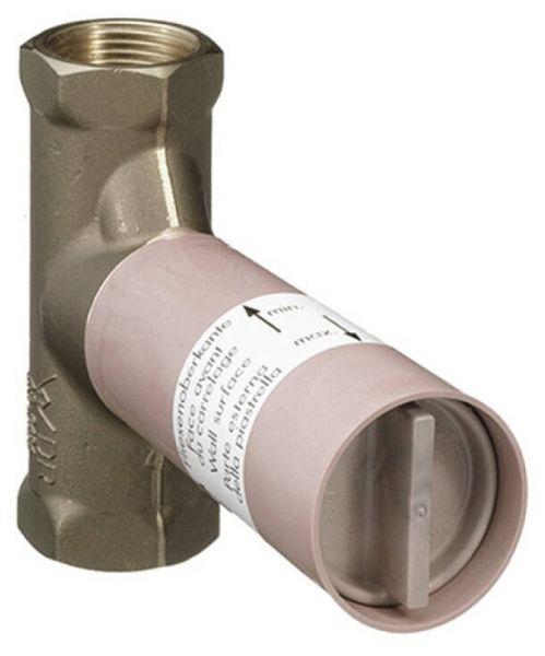 Axor Grundkörper 52 l/min für Absperrventil 120/120 Unterputz, Spindel DN15