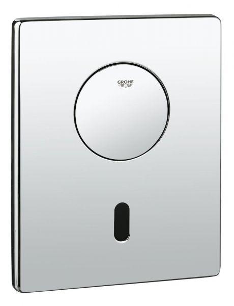 Grohe Tectron Skate Infrarot-Elektronik für WC-Spülkasten, zusätzliche manuelle Betätigung