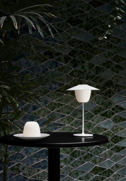 Blomus Mobile LED Leuchte Ani Lamp Magnet (Groß)