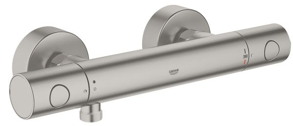 Grohe Grohtherm 1000 Cosmopolitan Thermostat-Brausebatterie 34065DC2