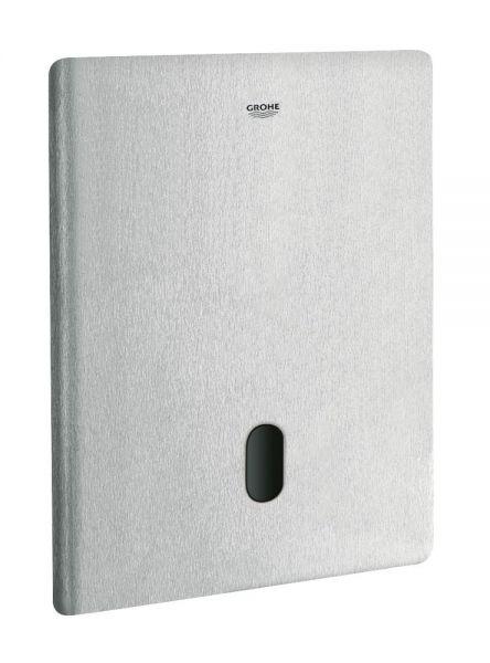Grohe Tectron Skate Infrarot-Elektronik für WC-Spülkasten, Wandeinbau 230V, edelstahl