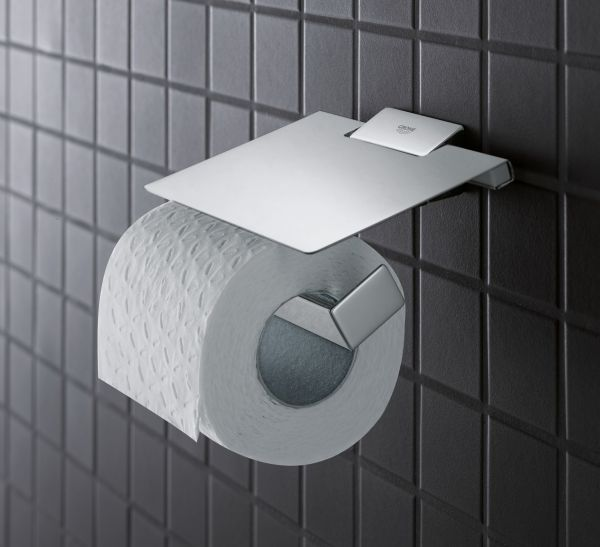Grohe Selection Cube Wc Papierhalter Chrom 40781000 Badermaxx De
