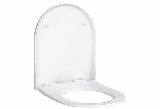Keramag Acanto WC-Sitz Slim mit Deckel, weiß