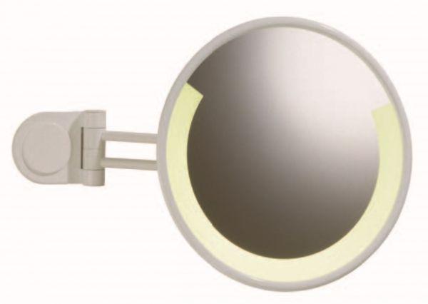 Provex Mirror Relax Rasier- und Kosmetikspiegel mit Beleuchtung, 0002RE