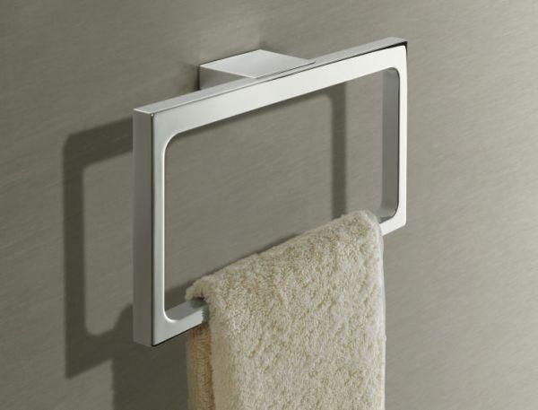 keuco edition 11 handtuchring chrom 11121010000. Black Bedroom Furniture Sets. Home Design Ideas