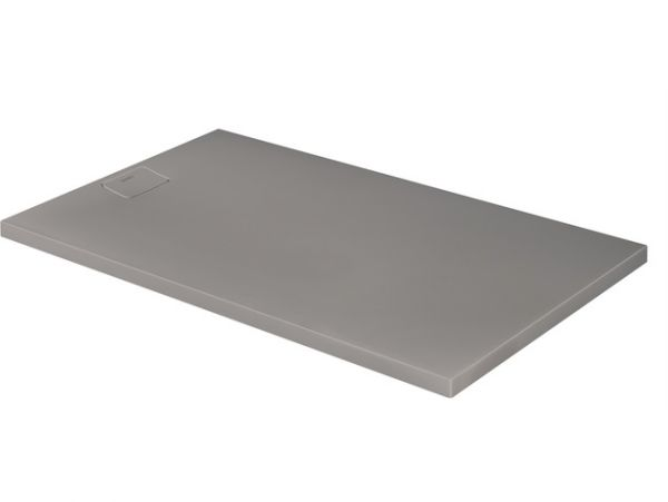 Duravit Stonetto Duschwanne Rechteck, DuraSolid® Q, 160x100x5cm