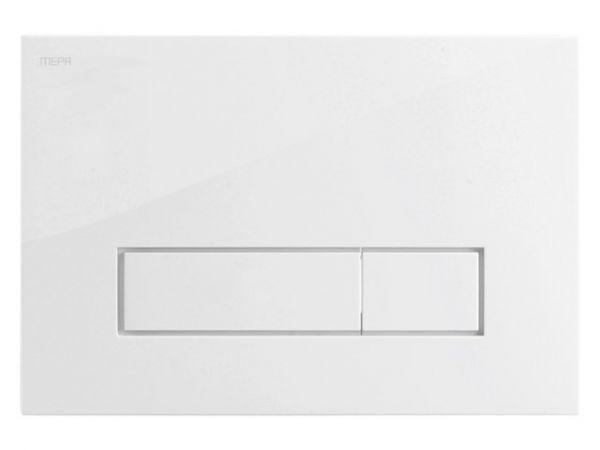 MEPA Sanicontrol® Betätigungsplatte MEPAorbit 2-Mengen