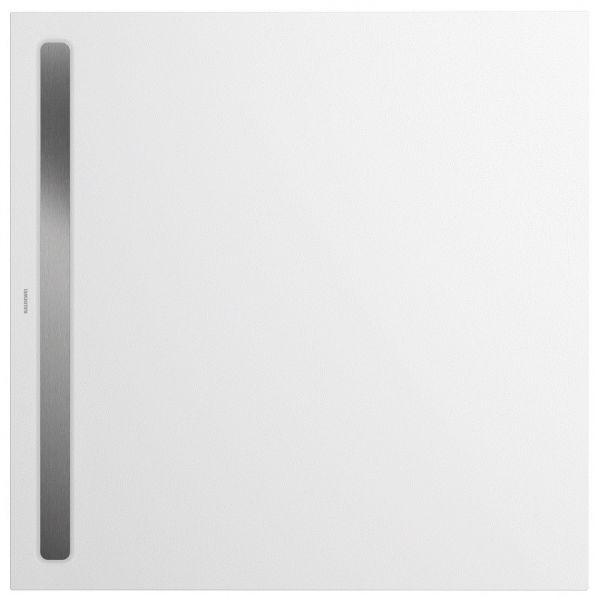 Kaldewei Nexsys Bodenebene Duschfläche quadratisch 90x90x1,6cm Mod. 2612