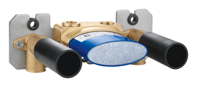 grohe grohtherm smartcontrol unterputz einbauk rper f r thermostat auf unterputz kombination. Black Bedroom Furniture Sets. Home Design Ideas