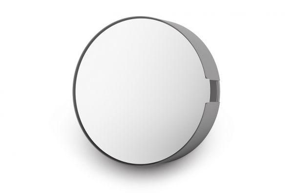 ZACK NOLMA Schlüsselkasten mit Spiegel mittel Ø28cm