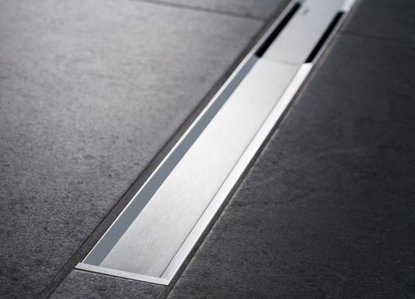 Geberit CleanLine20 Duschrinne 30-90cm Metall poliert/Metall gebürstet