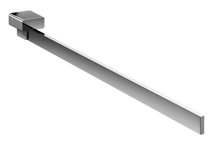 emco loft Handtuchhalter starr 1 armig 410 mm chrom