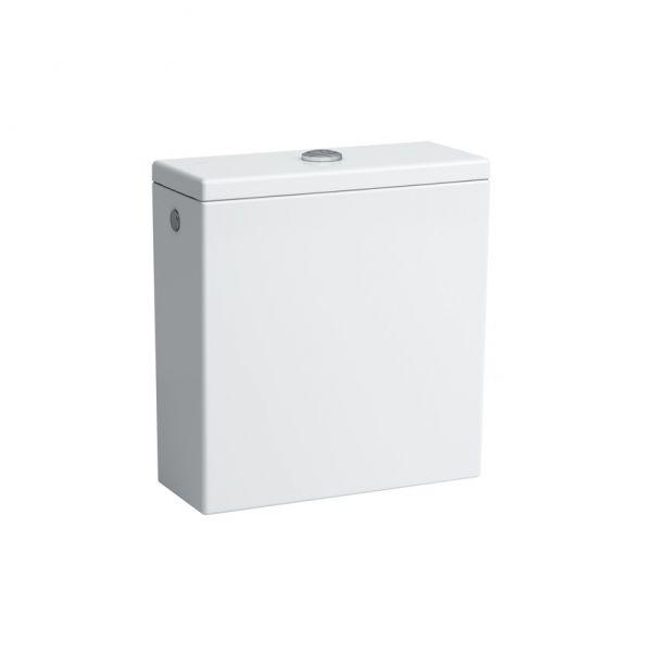 Laufen Pro Spülkasten Dual-Flush, Wasseranschluss seitlich links oder rechts 82995.2