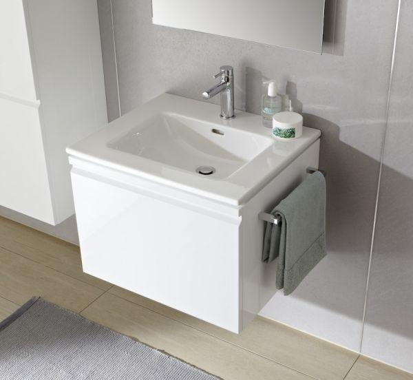 Laufen Pro S Kombipack Waschtisch u. Waschtischunterschrank, 1 Schublade 60x50cm