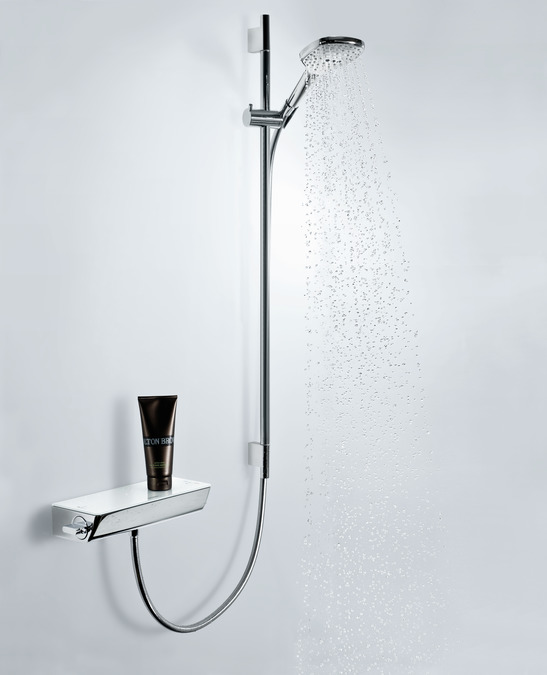 Gut bekannt Hansgrohe Ecostat Select Combi Set 0,90 m mit Raindance Select E SD16