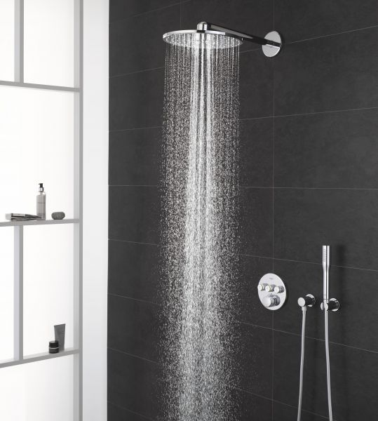 grohe grohtherm smartcontrol duschsystem unterputz mit rainshower 310 smartactive chrom. Black Bedroom Furniture Sets. Home Design Ideas