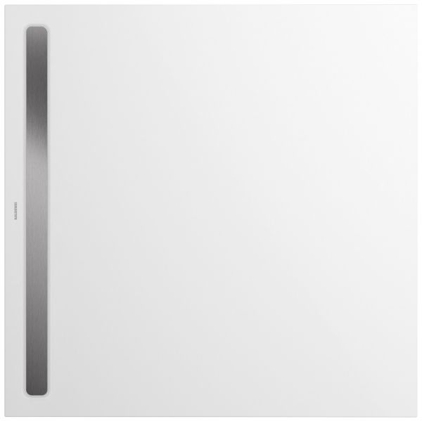 Kaldewei Nexsys Bodenebene Duschfläche quadratisch 80x80x1,4cm Mod. 2610