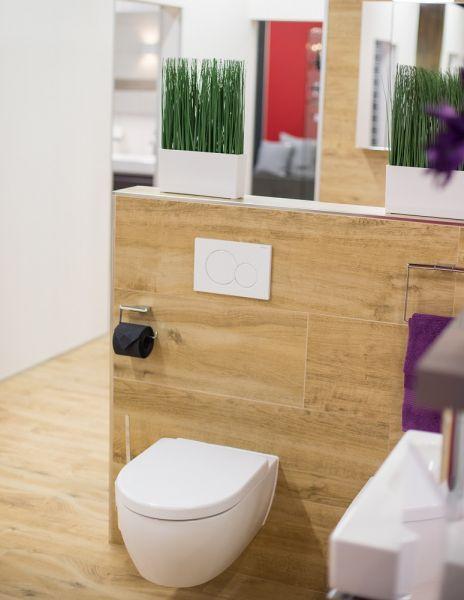Keramag iCon Tiefspül-WC, 53x35,5cm wandhängend, ohne Spülrand weiß